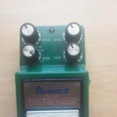 Musica di collezione: PEDAL IBANEZ TURBO TUBE SCREAMER TS9DX. Lote 213629308