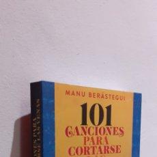 Música de colección: 101 CANCIONES PARA CORTARSE LAS VENAS. Lote 213862591