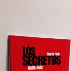 Música de colección: LOS SECRETOS NADA MÁS. Lote 213863116