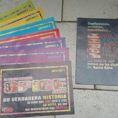 Musica di collezione: SPICE GIRLS COLECCIÓN LA REVISTA PERSONAL + CONFESIONES, SECRETOS, INTIMIDADES.... Lote 213894253