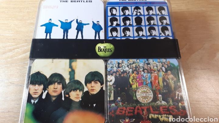 Música de colección: 32 POSAVASOS CON LAS PORTADAS DE THE BEATLES - Foto 3 - 214219416