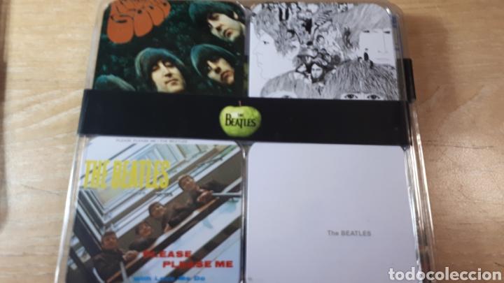 Música de colección: 32 POSAVASOS CON LAS PORTADAS DE THE BEATLES - Foto 6 - 214219416