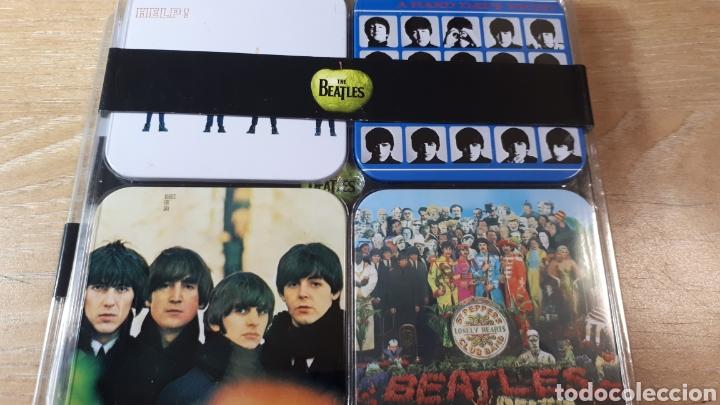 Música de colección: 32 POSAVASOS CON LAS PORTADAS DE THE BEATLES - Foto 7 - 214219416