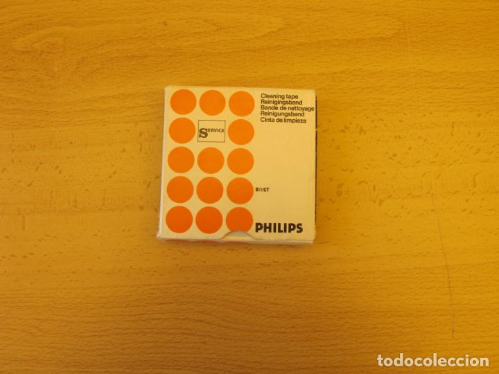 Música de colección: MAGNETÓFONO BOBINA ABIERTA DE ALTA FIDELIDAD PHILIPS N4504 STÉREO + ACCESORIOS. ( DEFECTUOSO - Foto 8 - 236996830
