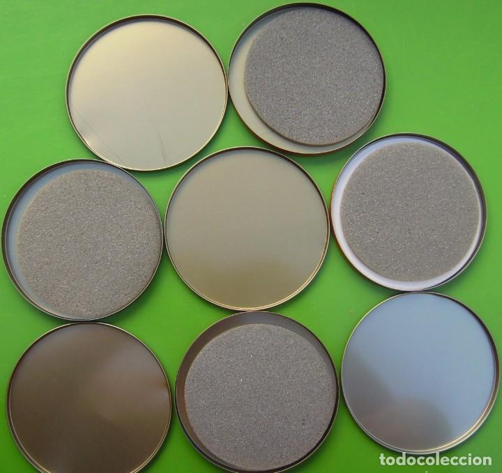 Música de colección: Lote de 4 latas de CDs vacías - Foto 3 - 217755605