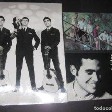 Música de colección: LOTE DE FOTOS DE CANTANTES ( LEER DESCRIPCIÓN, GASTOS DE ENVÍO, ETC). Lote 218364665