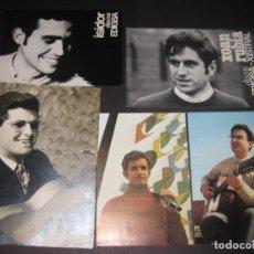 Música de colección: LOTE DE FOTOS DE CANTANTES ( LEER DESCRIPCIÓN, GASTOS DE ENVÍO, ETC). Lote 218365071