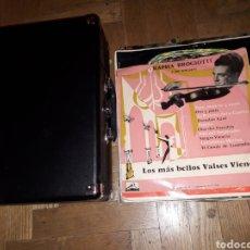 Música de coleção: LOTE DE TOCADISCOS Y VINILOS. Lote 218434318