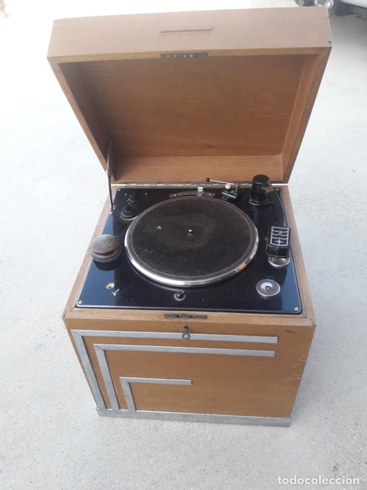 Música de colección: Toca discos ard deco - Foto 5 - 218467137