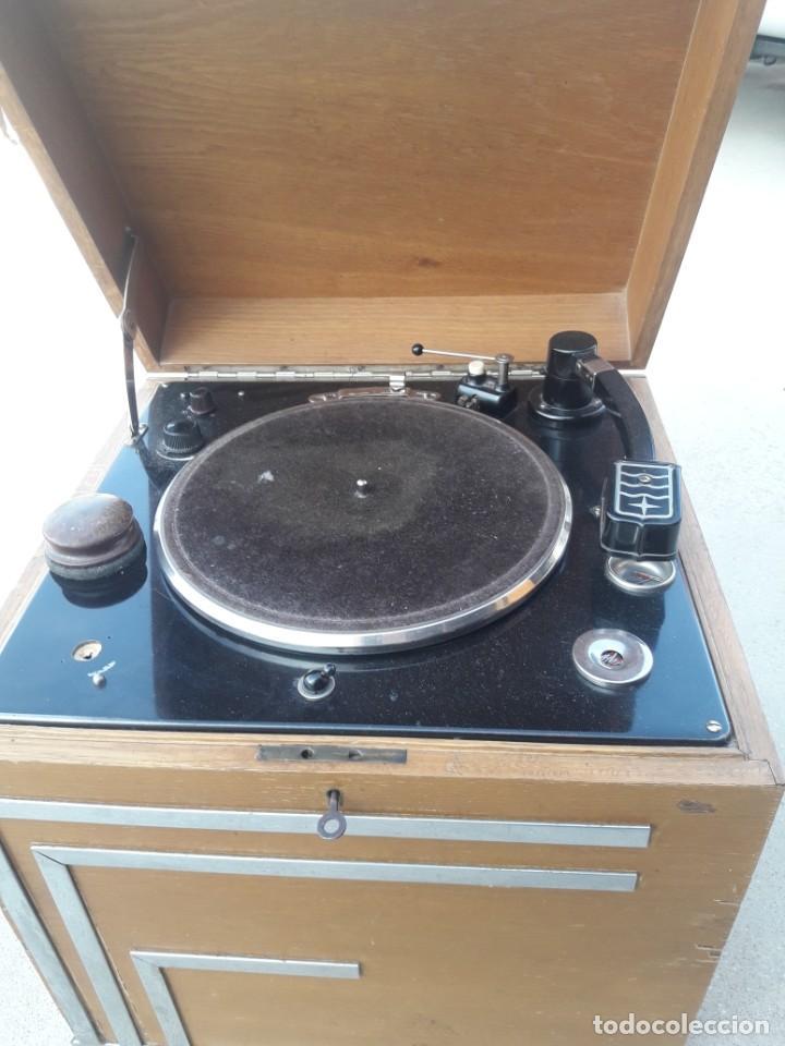 Música de colección: Toca discos ard deco - Foto 6 - 218467137