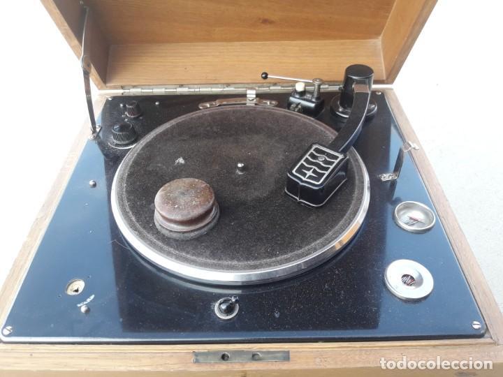 Música de colección: Toca discos ard deco - Foto 7 - 218467137