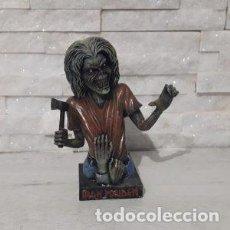 Musica di collezione: FIGURA DE EDDIE DEL DISCO KILLER DE IRON MAIDEN EN RESINA. Lote 220636867