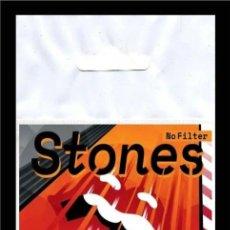 Música de colección: ROLLING STONES NO FILTER TOUR SPIELBERG FLEXIBLE BIG MAGNET IMÁN GRANDE. Lote 221592900
