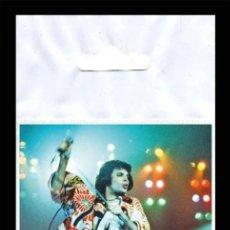 Música de colección: QUEEN FREDDIE MERCURY JAPAN FLEXIBLE BIG MAGNET IMÁN GRANDE. Lote 221593723