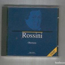 Música de colección: CD: ROSSINI COLECCION ORBYS FABBRI. Lote 221625587