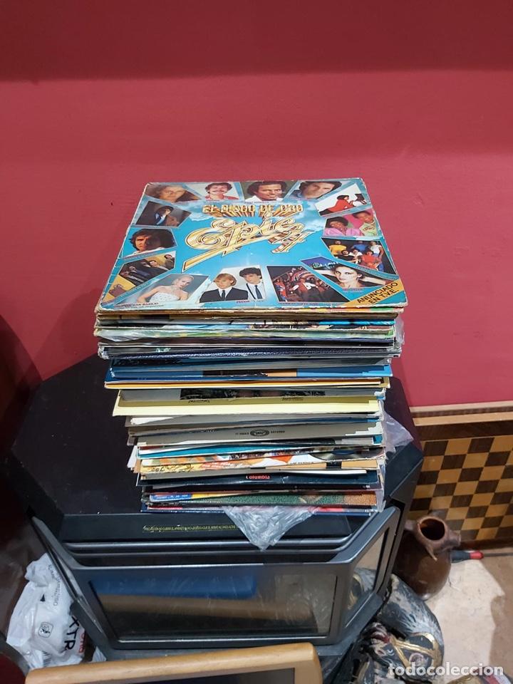 Música de colección: Gran lote de 100 discos de música tamaño grande variados. Ver las fotos - Foto 2 - 222640076