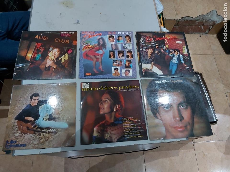 Música de colección: Gran lote de 100 discos de música tamaño grande variados. Ver las fotos - Foto 5 - 222640076