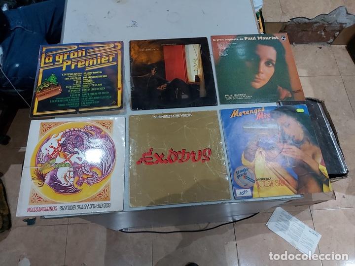 Música de colección: Gran lote de 100 discos de música tamaño grande variados. Ver las fotos - Foto 15 - 222640076