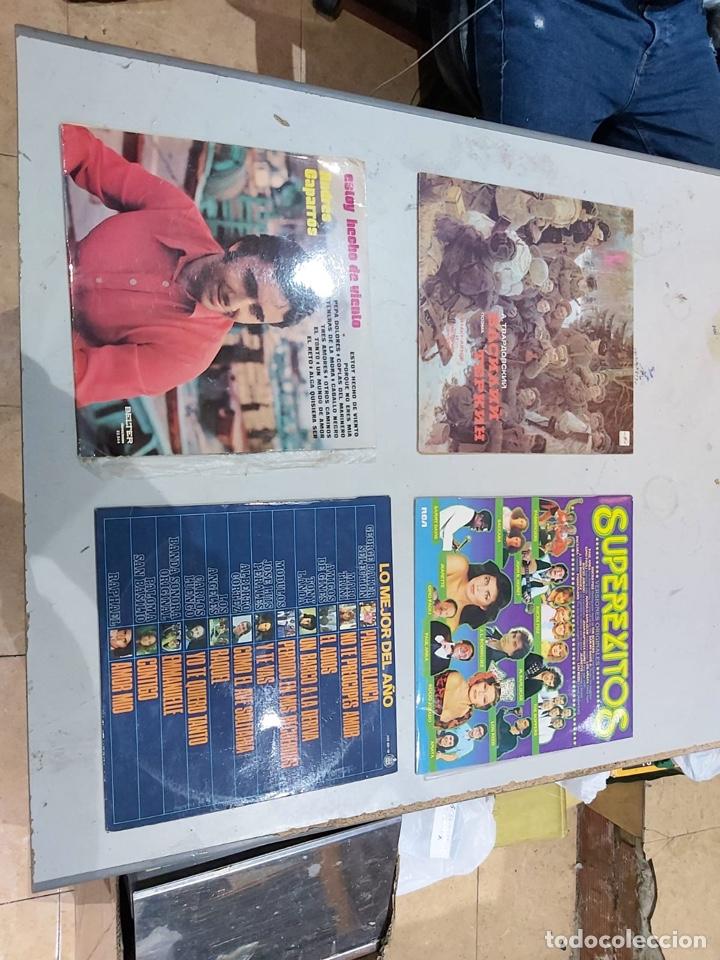 Música de colección: Gran lote de 100 discos de música tamaño grande variados. Ver las fotos - Foto 19 - 222640076