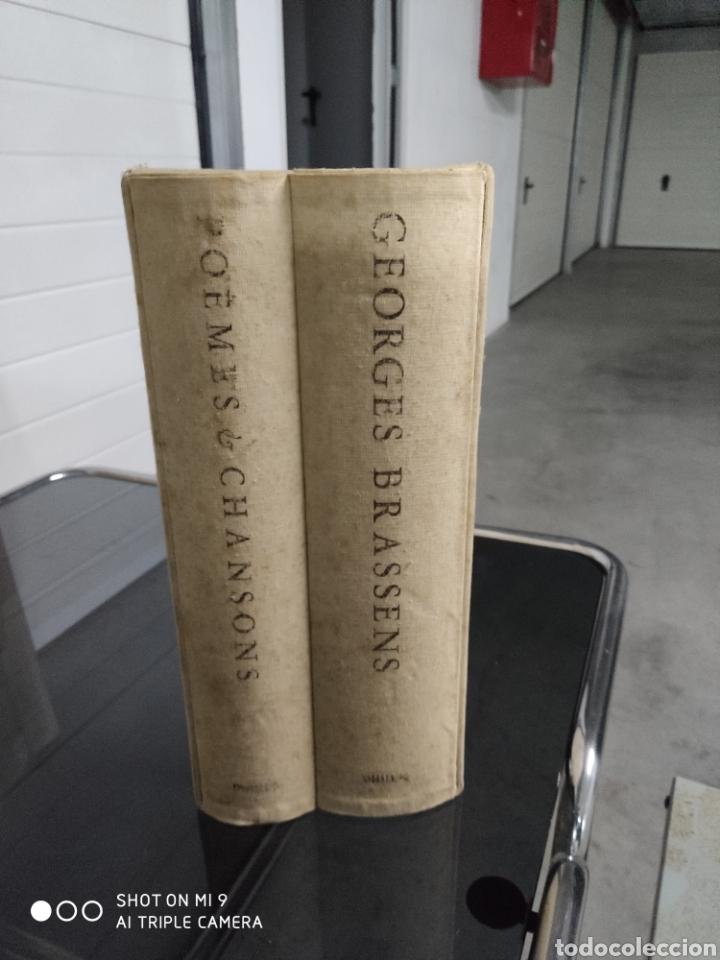 Música de colección: POEMES & CHANSONS, GEORGES BRASSENS. CAJA DE EDICIÓN LIMITADA A 10.000 UNIDADES, DIFÍCIL CONSEGUIR. - Foto 3 - 222924277