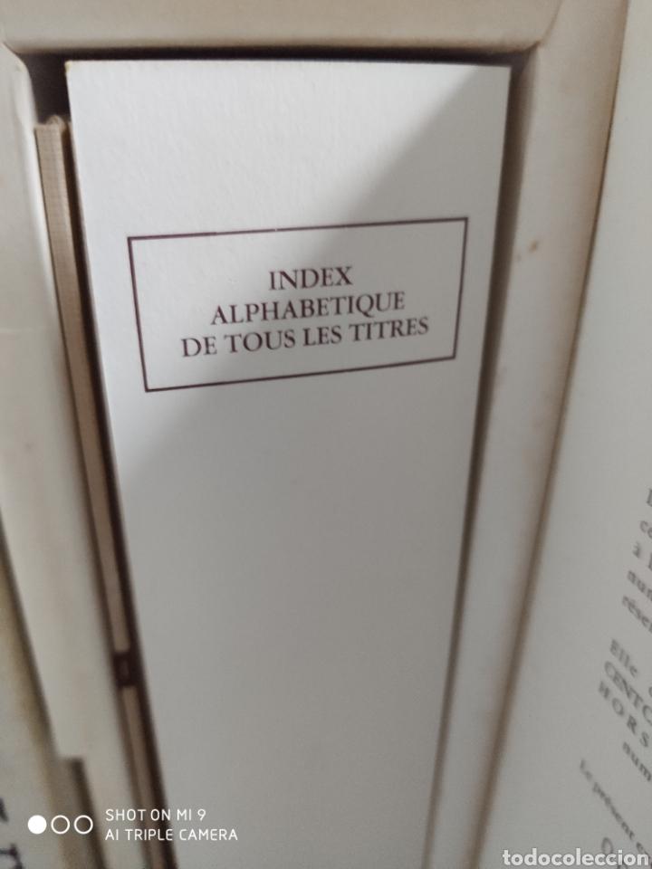 Música de colección: POEMES & CHANSONS, GEORGES BRASSENS. CAJA DE EDICIÓN LIMITADA A 10.000 UNIDADES, DIFÍCIL CONSEGUIR. - Foto 8 - 222924277