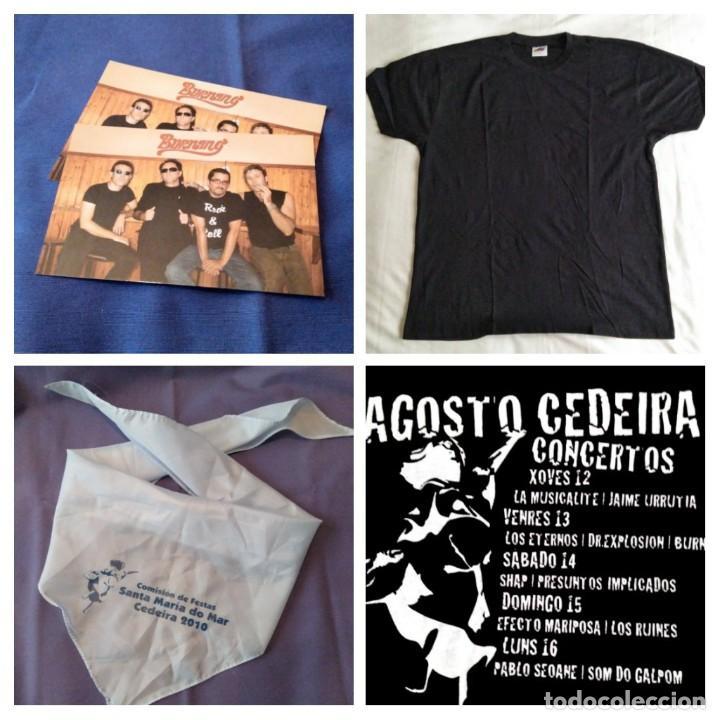 CONCIERTOS CEDEIRA 2010. BURNING CONCIERTO VIERNES 13 (Música - Varios)