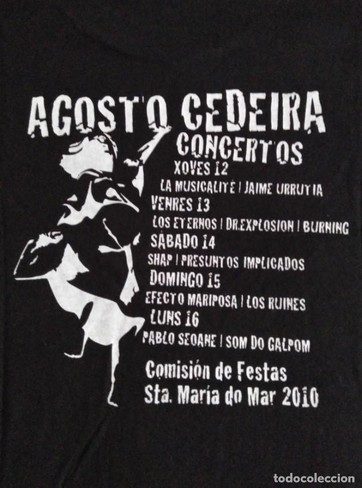 Música de colección: Conciertos Cedeira 2010. BURNING Concierto VIERNES 13 - Foto 6 - 223769036