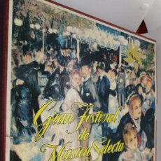 Música de colección: ALBUM 12 DISCOS DE VINILO LP - GRAN FESTIVAL DE MUSICA SELECTA RCA. Lote 224549327