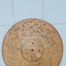 Música de colección: DISCO PARA ORGANILLO ARISTON. Lote 226146658