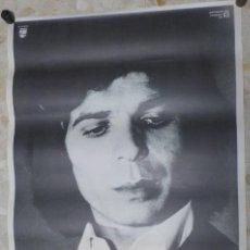 Música de coleção: CAMARON DE LA ISLA.ANTIGUO CARTEL AÑO 1980. FONOGRAM. TAMAÑO GRANDE.. Lote 227907565