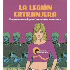 Música de coleção: LA LEGIÓN EXTRANJERA FORÁNEOS EN LA ESPAÑA MUSICAL DE LOS SESENTA . ALEX ORÓ MOD SOUL SIXTIES. Lote 229739345