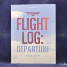Música de colección: FLIGHT LOG: DEPARTURE - MONOGRAPH - LIBRO + CD. Lote 231201815