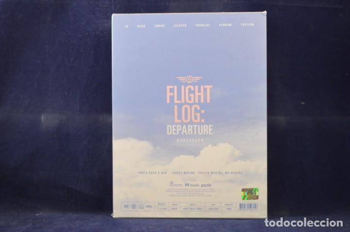 Música de colección: FLIGHT LOG: DEPARTURE - MONOGRAPH - LIBRO + CD K-POP - Foto 2 - 231201815