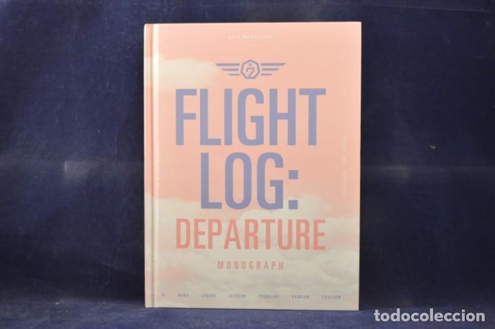 Música de colección: FLIGHT LOG: DEPARTURE - MONOGRAPH - LIBRO + CD K-POP - Foto 3 - 231201815
