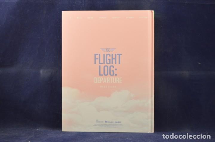 Música de colección: FLIGHT LOG: DEPARTURE - MONOGRAPH - LIBRO + CD K-POP - Foto 4 - 231201815