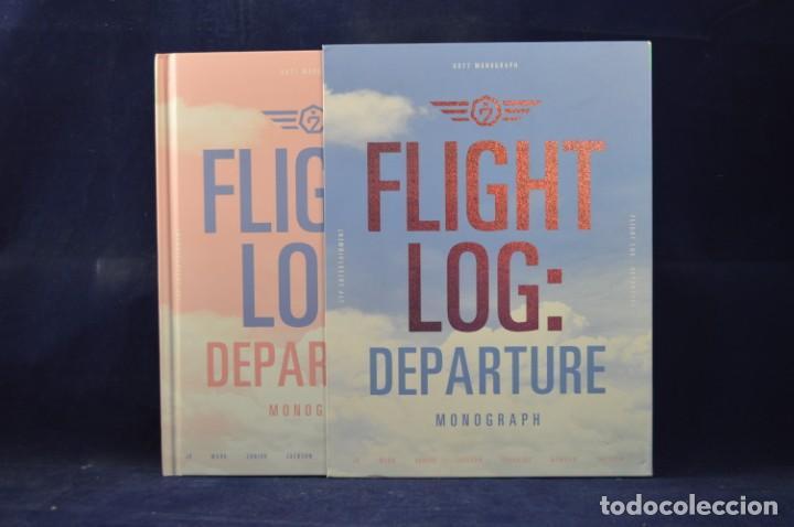 Música de colección: FLIGHT LOG: DEPARTURE - MONOGRAPH - LIBRO + CD K-POP - Foto 6 - 231201815