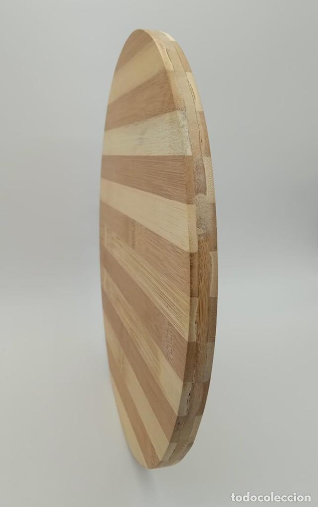 Música de colección: zz top special batch 44 / tabla de madera de cocina para cortar pan o decorar - Foto 2 - 231327365