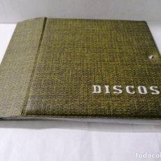 Música de coleção: ALBUM PARA GUARDAR 12 DISCOS SINGLE. Lote 233595440