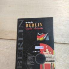 Música de colección: GUÍA DE BERLÍN. FABULOSA HECHA EN MADRID. ENVIO GRATIS. Lote 235252745