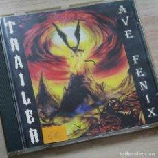Música de coleção: AVE FENIX - TRAILER - CD SEGUNDA MANO. Lote 235952465