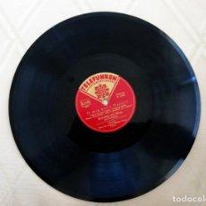 Música de colección: 10 DISCOS ALEMANES DE LA POSTGUERRA. Lote 236207400
