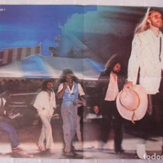 Música de colección: SUPERTRAMP POSTER 1981 MUY RARO !!. Lote 236211910
