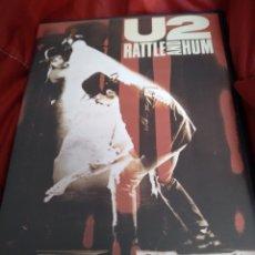 Musique de collection: U2 RATTLE AND HUM DVD . CONCIERTO 95.MINUTOS. Lote 236768545