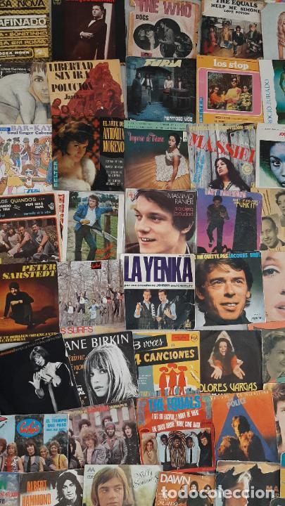 Música de colección: GRAN LOTE 139 UDs MUSICA DISCO DE VINILO SINGLE ROCK POP DISNEY BANDA SONORA CUENTO ESPECIAL - Foto 6 - 198651863