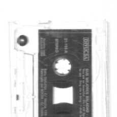 Música de colección: CINTA CASETE: JOE COCKER - SUS MEJORES BALADAS, VOLUMEN 1 (DIVUCSA 1993). Lote 237308075