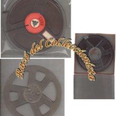 Música de colección: 2 CINTAS MAGNETICAS DE AUDIO Y 1 BOBINA VACIA, DIAMETRO 18 CMS ,PARA MAGNETOFON , VER DESCRIPCIÓN.. Lote 237309070