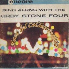 Música de colección: SING ALONG WITH THE KIRBY STONE FOUR CINTA MAGNETICA DE AUDIO PARA MAGNETOFÓN, 7 1/2 IPS STEREO 17CM. Lote 237313005