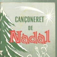 Música de colección: 4240.- CANÇONERET DE NADAL-FOMENT DE LA PIETAT-EDITORIAL BALMES. Lote 237354230