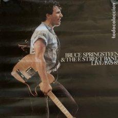 Música de coleção: BRUCE SPRINGSTEEN - POSTER ORIGINAL -. Lote 240650465