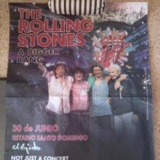 Musique de collection: CARTEL ÚLTIMO CONCIERTO DE LOQUILLO CON LOS TROGLODITAS 2007 100X135 CM APROX. Lote 244636530